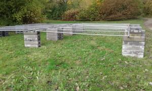 mud fence