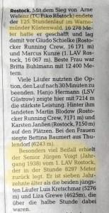 Jürgen in der Presse