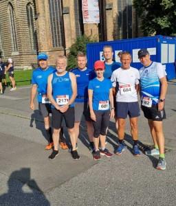 Das HM- und 10k-Team